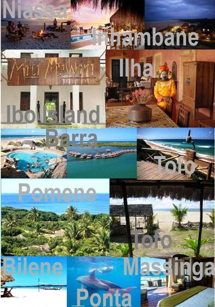 Other Great Accommodation Options in Mozambique